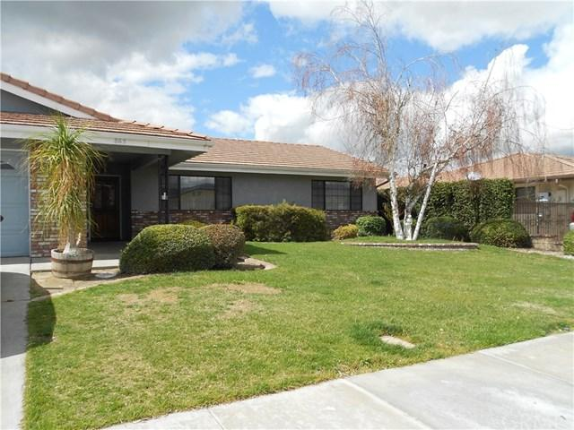 865 Amherst Avenue, Hemet, CA 92544 (#IV18062176) :: Allison James Estates and Homes