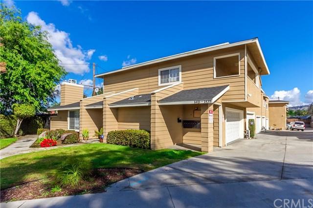 1419 Hillandale Avenue #4, La Habra, CA 90631 (#PW18062265) :: RE/MAX Masters