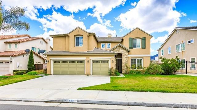 24431 Whitaker Way, Murrieta, CA 92562 (#RS18062492) :: RE/MAX Empire Properties