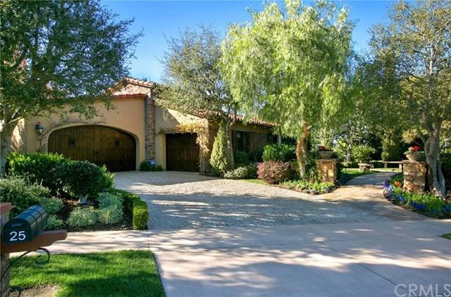 25 Sarteano Drive, Newport Coast, CA 92657 (#OC18042367) :: DiGonzini Real Estate Group