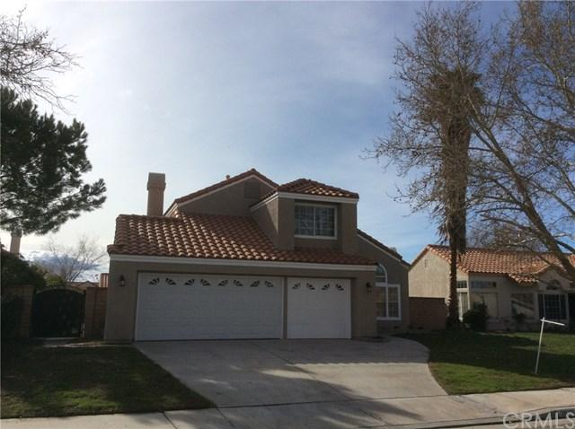 38131 Riviera Court, Palmdale, CA 93552 (#DW18062598) :: RE/MAX Masters
