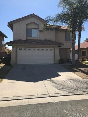 691 Citrus Avenue, Perris, CA 92571 (#IV18062615) :: Realty Vault