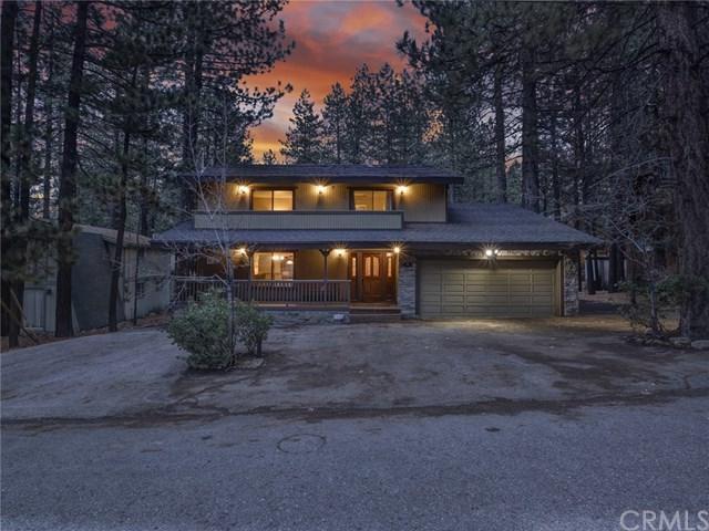 751 Golden West Drive, Big Bear, CA 92315 (#EV18062635) :: Realty Vault