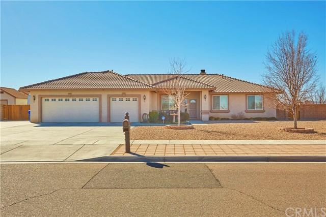 21871 Cholena Road, Apple Valley, CA 92307 (#CV18060903) :: RE/MAX Masters