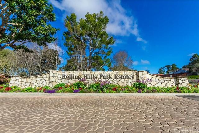 34 Horseshoe Lane, Rolling Hills Estates, CA 90274 (#SB18061448) :: Go Gabby
