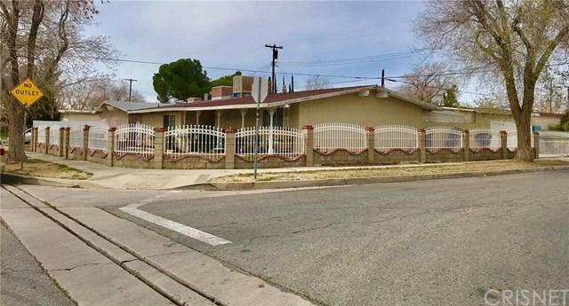 1103 W Holguin Street, Lancaster, CA 93534 (#SR18062826) :: Realty Vault