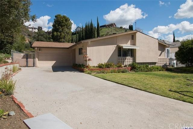 1860 Greenbriar Road, Glendale, CA 91207 (#318001015) :: Prime Partners Realty