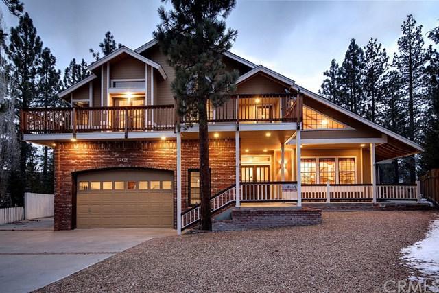 42756 Tannenbaum Place, Big Bear, CA 92315 (#PW18063096) :: Realty Vault