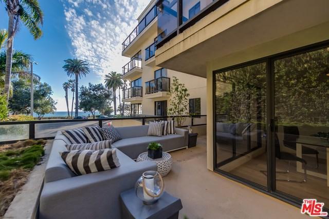 833 Ocean Avenue #105, Santa Monica, CA 90403 (#18323268) :: Prime Partners Realty