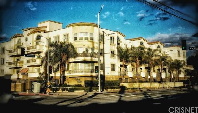6800 Corbin Avenue #206, Reseda, CA 91335 (#SR18063280) :: RE/MAX Masters