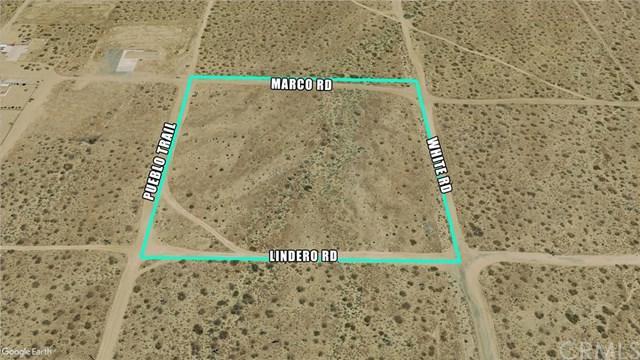 0 Pueblo Trail Road, Phelan, CA 92371 (#CV18063363) :: The Darryl and JJ Jones Team