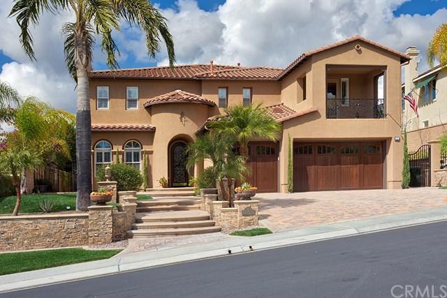 11 Roberts Drive, Coto De Caza, CA 92679 (#OC18063338) :: Berkshire Hathaway Home Services California Properties