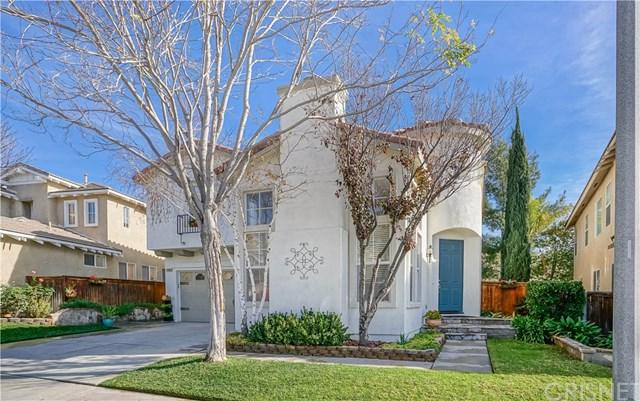 28668 Placerview, Saugus, CA 91390 (#SR18063358) :: Berkshire Hathaway Home Services California Properties