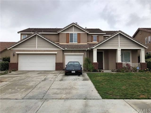 13439 Athletics Drive, Moreno Valley, CA 92555 (#PW18057710) :: Z Team OC Real Estate
