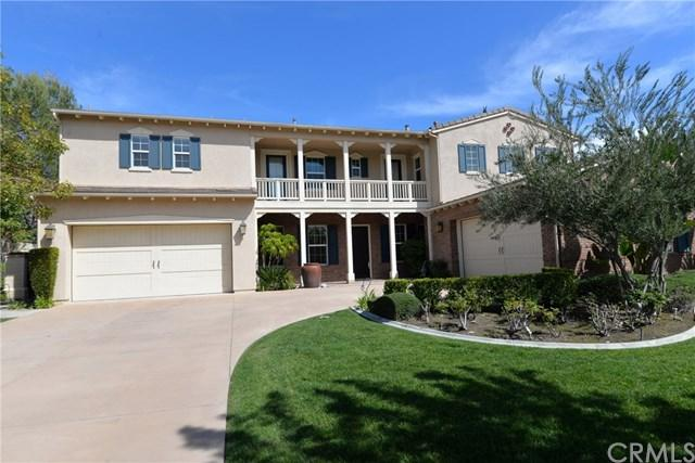 16165 Castelli Circle, Chino Hills, CA 91709 (#TR18063693) :: Provident Real Estate