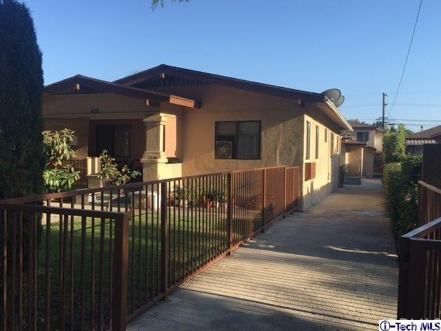 436 W Windsor Road, Glendale, CA 91204 (#318001000) :: Prime Partners Realty
