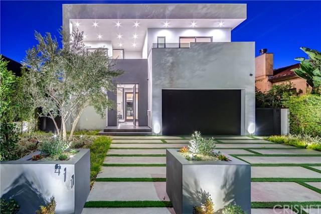 411 N Croft Avenue, Los Angeles (City), CA 90048 (#SR18063168) :: Realty Vault