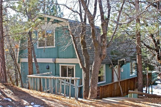 43865 Mendocino Drive, Big Bear, CA 92315 (#EV18058111) :: The Darryl and JJ Jones Team