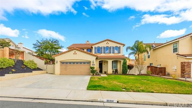 36914 Longbranch Avenue, Murrieta, CA 92563 (#SW18055911) :: RE/MAX Empire Properties