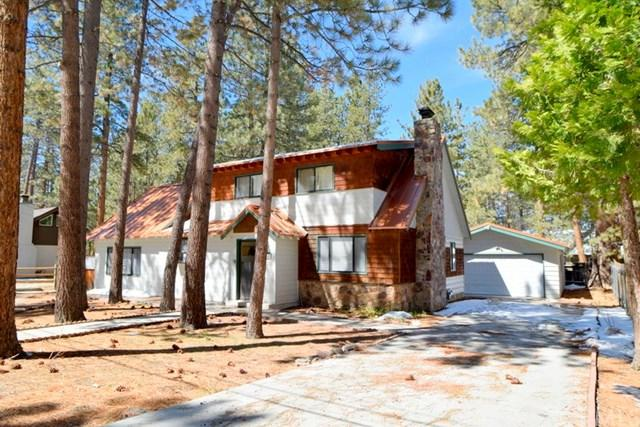 39188 Chincapin Road, Big Bear, CA 92315 (#EV18064044) :: The Darryl and JJ Jones Team