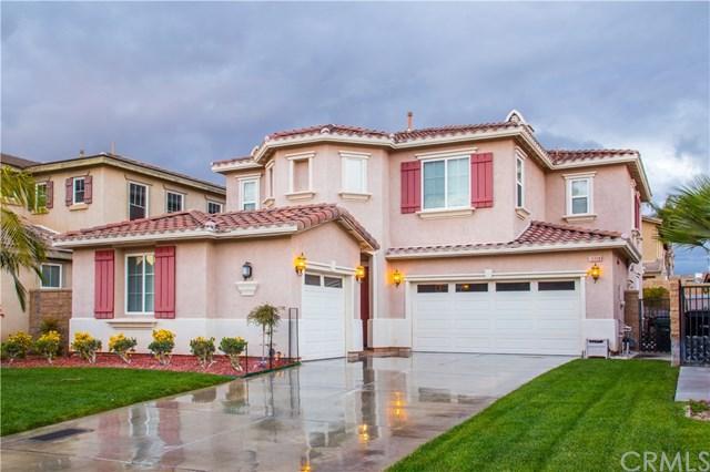 16998 Post Oak Lane, Fontana, CA 92337 (#PW18063999) :: Z Team OC Real Estate