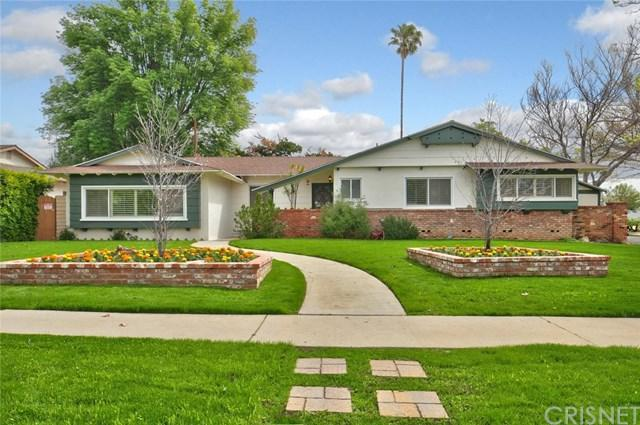 10100 Aldea Avenue, Northridge, CA 91325 (#SR18064146) :: The Darryl and JJ Jones Team