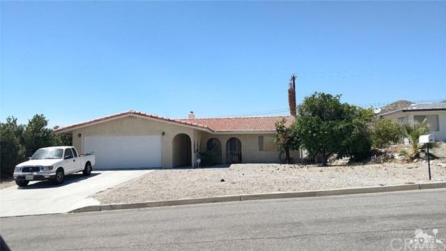9845 San Felipe Road, Desert Hot Springs, CA 92240 (#218009074DA) :: The Darryl and JJ Jones Team