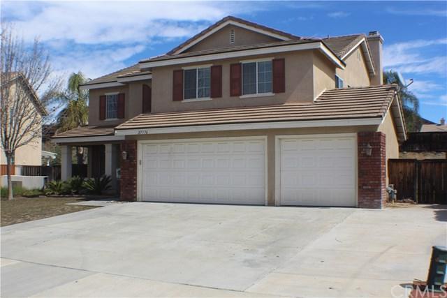 27576 Brentstone Way, Murrieta, CA 92563 (#IG18064422) :: Realty Vault