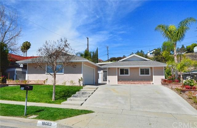 18083 Mescal Street, Rowland Heights, CA 91748 (#WS18063564) :: RE/MAX Masters