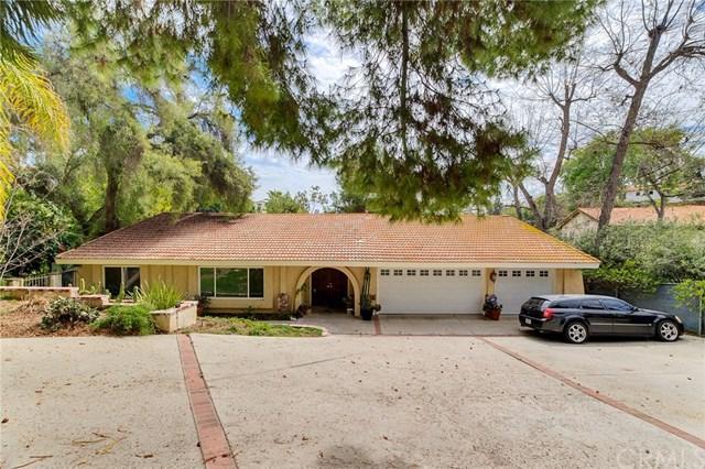190 Reposado Drive, La Habra Heights, CA 90631 (#IV18063582) :: RE/MAX Masters