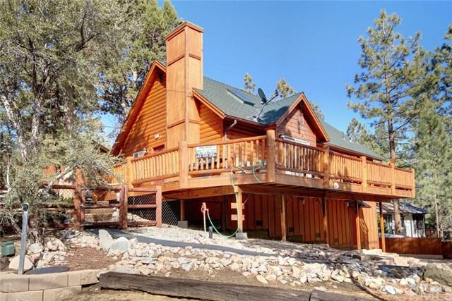 328 Hilltop Lane, Big Bear, CA 92314 (#PW18064882) :: The Darryl and JJ Jones Team