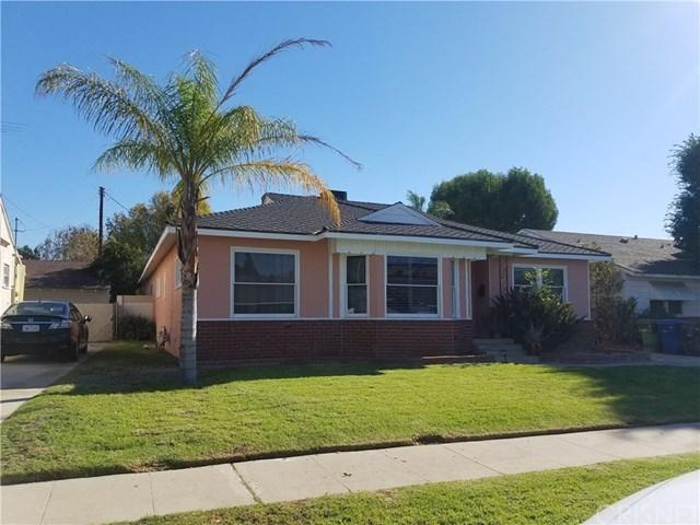 6906 Mclennan Avenue, Van Nuys, CA 91406 (#SR18065009) :: The Darryl and JJ Jones Team