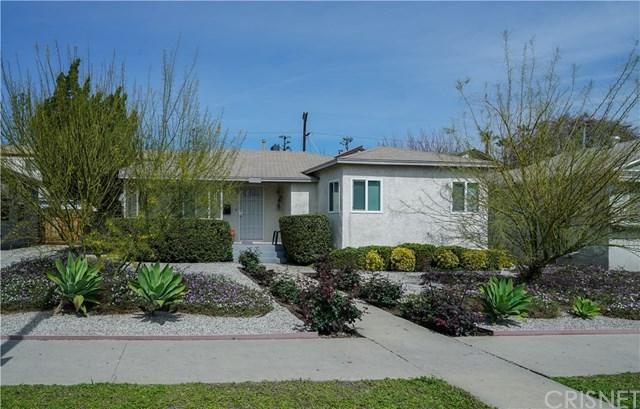 14957 Friar Street, Van Nuys, CA 91411 (#SR18063067) :: The Darryl and JJ Jones Team