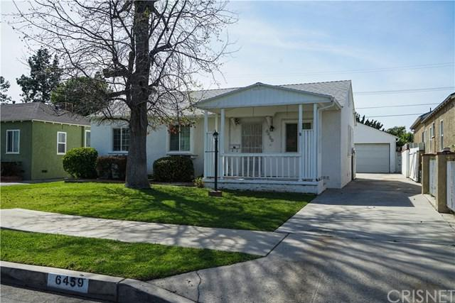 6459 Whitman Avenue, Van Nuys, CA 91406 (#SR18063114) :: The Darryl and JJ Jones Team