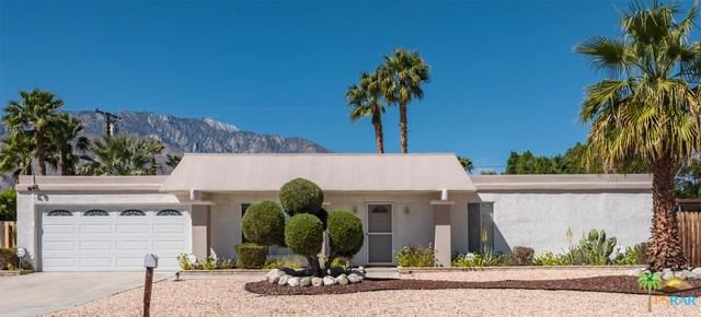 2341 N Whitewater Club Drive, Palm Springs, CA 92262 (#18325090PS) :: The Darryl and JJ Jones Team