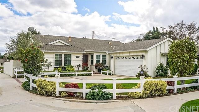 18200 Osborne Street, Northridge, CA 91325 (#SR18064822) :: The Darryl and JJ Jones Team