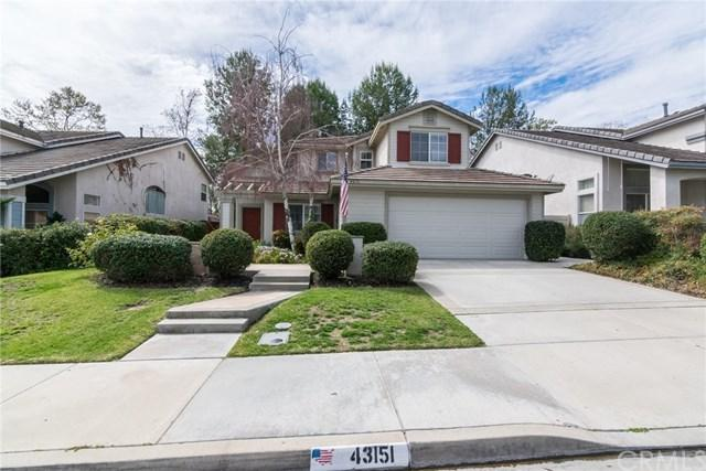 43151 Camino Caruna, Temecula, CA 92592 (#SW18065583) :: Dan Marconi's Real Estate Group