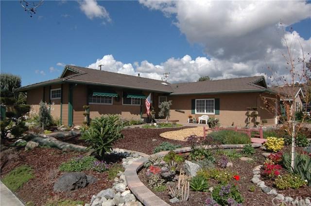 1445 S Concord Lane, Glendora, CA 91740 (#CV18064308) :: Realty Vault
