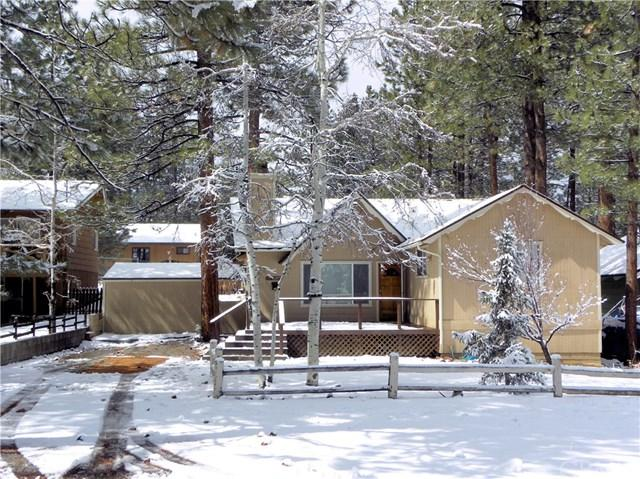 406 Quail Drive, Big Bear, CA 92315 (#EV18065998) :: The Darryl and JJ Jones Team