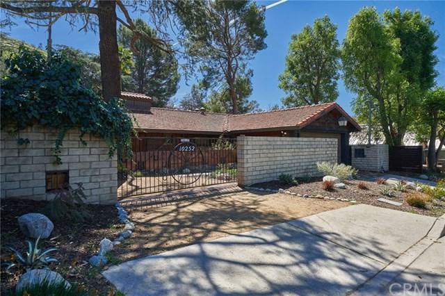 10252 La Canada Way, Shadow Hills, CA 91040 (#BB18061647) :: Kristi Roberts Group, Inc.