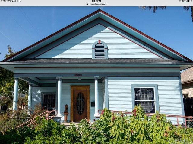 1302 Marsh Street, San Luis Obispo, CA 93401 (#OC18066401) :: Pismo Beach Homes Team