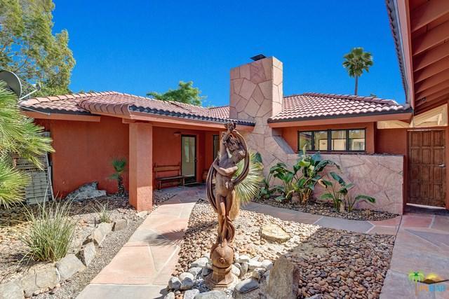 1263 E Tachevah Drive, Palm Springs, CA 92262 (#18322760PS) :: The Darryl and JJ Jones Team