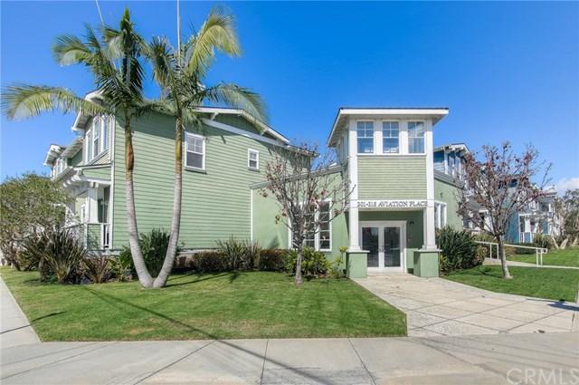 203 Aviation Place, Manhattan Beach, CA 90266 (#SB18065430) :: UNiQ Realty