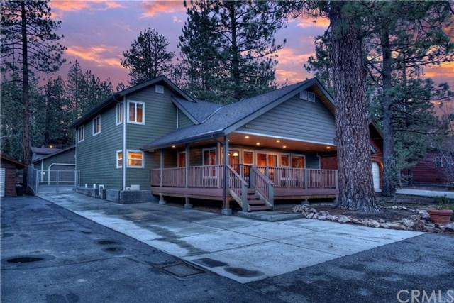 379 Oriole Drive, Big Bear, CA 92315 (#EV18066608) :: The Darryl and JJ Jones Team
