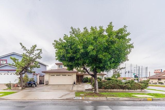1503 Custoza Avenue, Rowland Heights, CA 91748 (#TR18066637) :: Realty Vault