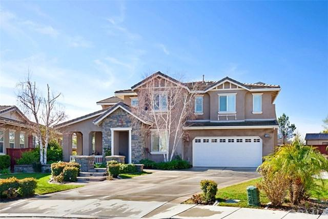 32409 Castle Court, Temecula, CA 92592 (#SW18066928) :: Allison James Estates and Homes