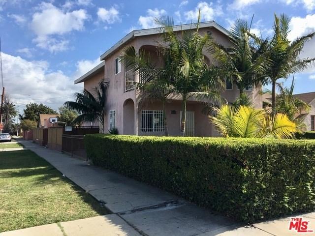 6002 S Harcourt Avenue, Los Angeles (City), CA 90043 (#18326244) :: Barnett Renderos