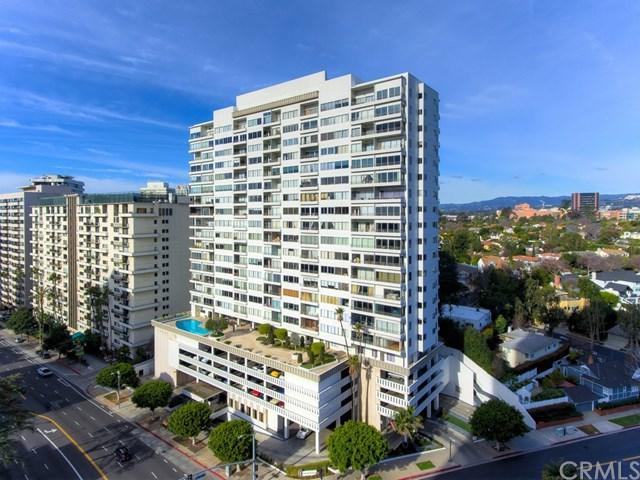 10501 Wilshire Boulevard #805, Los Angeles (City), CA 90024 (#OC18067398) :: Barnett Renderos