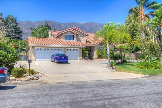 8690 La Senda Court, Rancho Cucamonga, CA 91701 (#CV18067583) :: Realty Vault