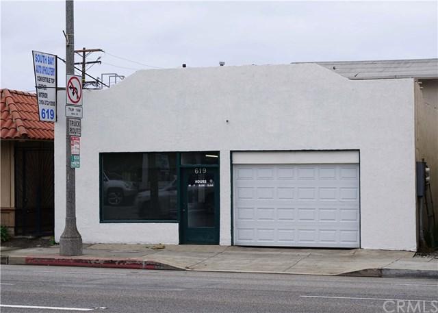619 Pacific Coast Highway, Hermosa Beach, CA 90254 (#SB18067780) :: Impact Real Estate
